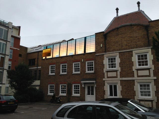 Invisible Studio Architects London Roof Extension