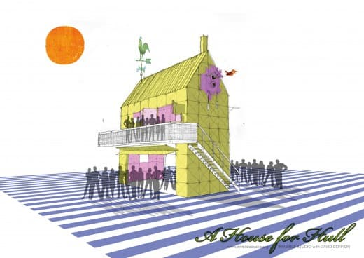 House for Hull Invisible Studio David Connor a2