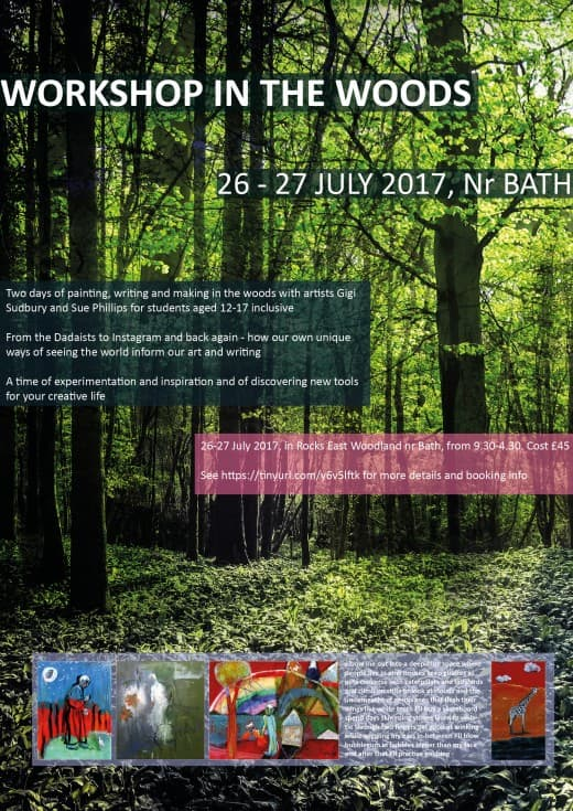 workshop in the woods 2017