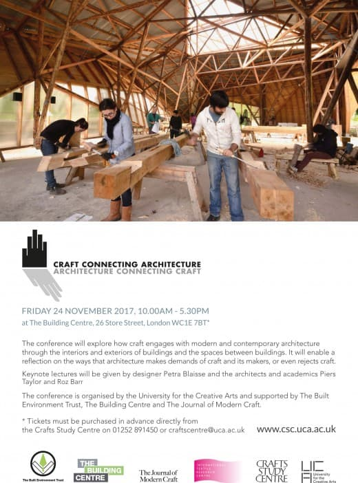 Craft Connecting Architecture Conference 2017-1